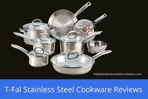 T-Fal Stainless Steel Cookware Reviews