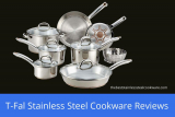 T-Fal Stainless Steel Cookware Reviews 2020