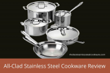 All-Clad Stainless Steel Cookware Review 2020